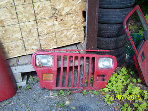 Grille Jeep Wrangler 1987-96