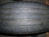 1 tire Continental Contisportcontact3 235/40 ZR 18 good used.
