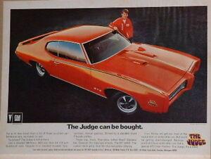 Vintage muscle car ads from 1966-1971 - GM-Ford-Chrysler-AMC Windsor Region Ontario image 2