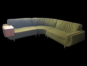Looking for a vintage/retro/mid century sectional Moose Jaw Regina Area image 5