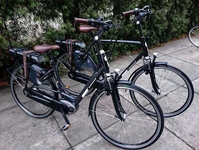 electric dutch bike bosch 2016 batavus perfect for a. Black Bedroom Furniture Sets. Home Design Ideas
