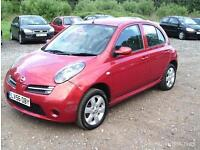 Nissan Micra 1.2 ACTIV RED