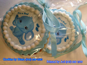 Edible photo for cake, cupcake, cookies or cake pops decoration! St. John's Newfoundland image 6