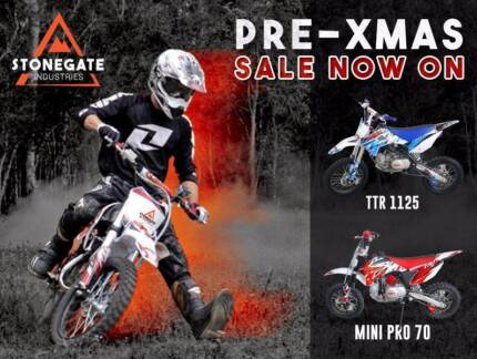 Dirt | Pit Bikes Kids Bikes For Sale From $999 >>Pre-Xmas Sale<<
