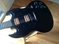 GIBSON SG MENACE ECHANGE POSSIBLE