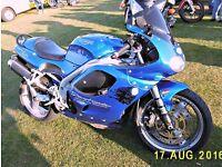 Triumph Daytona 955i 2001 y reg