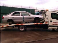 Scrap cars & vans collected free 01454 279240