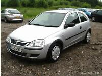 Vauxhall Corsa 1.2 i 16v Life 3dr LOW INSURANCE