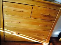 Mamas and Papas Ocean Dresser/Chest of Drawers/Changer