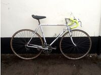 "GENTS RACING BIKE 20"" FRAME £65"