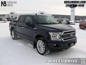 2018 Ford F-150 Limited  - Navigation -  Leather Seats