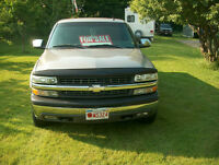 2002 Chevrolet Silverado 2500 Pickup Truck