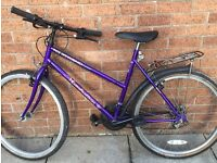 Ladies bike bicycle Townsend 15 speed hand built