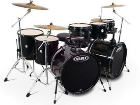 Drum Kit For Sale - Mapex Voyager 7 Piece
