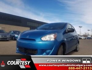 2015 Mitsubishi Mirage ES  | Bluetooth | Fuel Efficient