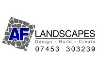 Experienced Landscaper wanted!!