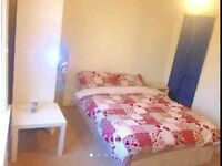 Large double room for rent , couples or singles accepted-fully renovated house.