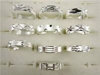 Silver Carved Ring---NEW!!