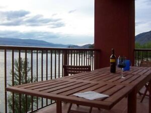 Osoyoos Lakefront Penthouse - Booking now  for summer 2017