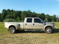 2001 Ford F-350 Dually Pickup Truck