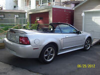 2000 Ford Mustang V6 decapotable negociable