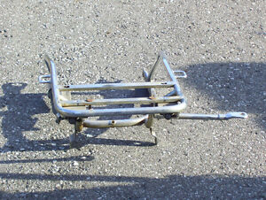 84 HONDA GOLDWING BACK RACK FOR BEER BOX