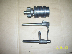 Can Am TNT 175  shift forks and drums transmission parts