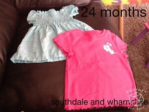 24 month girl clothing