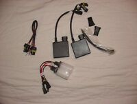 Complete HID Driving Light Kits