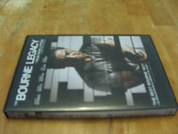 "DVD ""Bourne Legacy"" Movie"