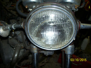 Yamaha XS650 headlight headlamp headlight bucket