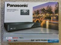 Panasonic DMP-BDT180EB 3D Blu-ray Player 4K Ultra HD Upscaling