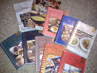 Company's coming Recipe Books -- All for $30