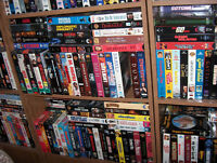 Fantastic VHS Movie Collection - Thousands of Titles