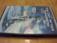 """DVD """"The Day After Tommorow"""" Movie"""