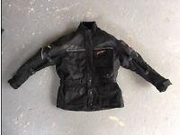 RST touring motorcycle jacket