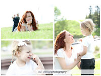 Beautiful Professional Family Photography - Mother's Day Special