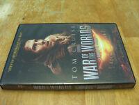 "DVD ""War of the Worlds"" Movie"