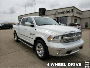 2014 Ram 1500 Laramie  - Leather Seats -  Cooled Seats