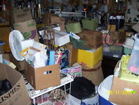 BUILD YOU OWN GARAGE SALE OR FLEA MARKET STUFF 4 SALE