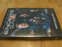 "DVD ""Ender's Game"" Movie"