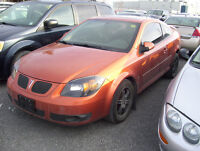 2006 Pontiac G5- LOADED! POWER ROOF- Only 129,000 kms- CERT/EMIS