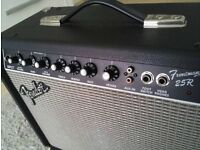 For sale! Fender Frontman 25r guitar amp - as new!