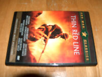 "DVD ""Thin Red Line"" Movie"
