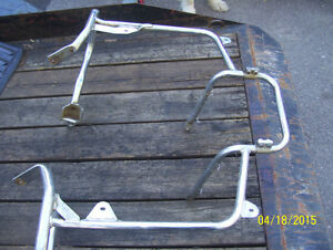 Honda Goldwing 1200 GL1200 saddlebag stay rear pipe joint