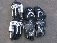 Lots of gloves for sale $10 and up