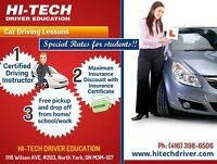 We Can Help You Pass Your Driver's Test!