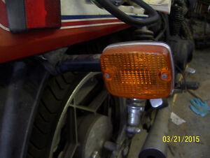 Suzuki GS400 signal lights rear indicators rear flashers