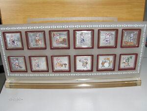Silver-Chinese silver Foil year of the Rabbit set Edmonton Edmonton Area image 2