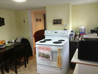 2 Bedroom Bsmt Apt-Avail. Aug 15-Sept 1-Walk to MUN